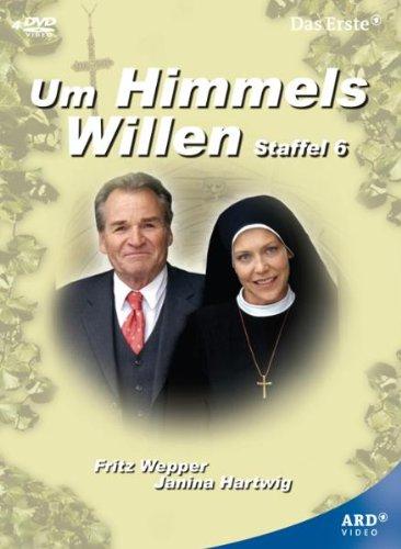 Um Himmels Willen - 6. Staffel [4 DVDs]