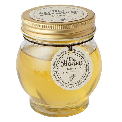アカシアハニー 蜂蜜 ハチミツ マイハニーシリーズ 200g 産地直送 1瓶