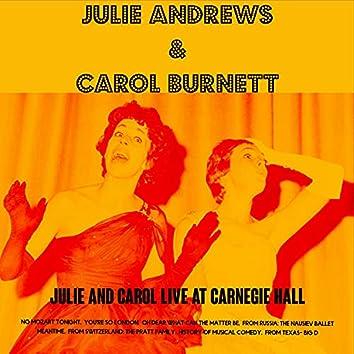 Julie and Carol Live at Carnegie Hall
