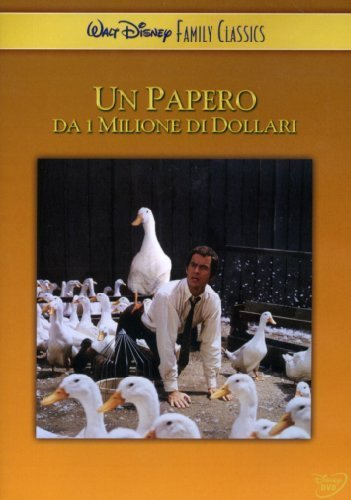 Un Papero Da Un Milione Di Dollari [DVD] [1971] by Dean Jones