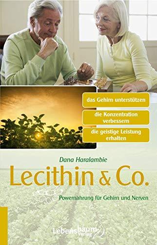 Lecithin & Co.: Powernahrung für Gehirn und Nerven