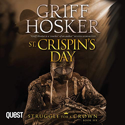 St Crispin's Day cover art