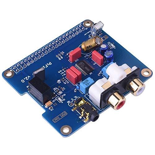 Kuman Raspberry piに適用 サウンドカード モジュール i2sインターフェース 専用PiFi Digi/DAC+ / HIFI Ras...