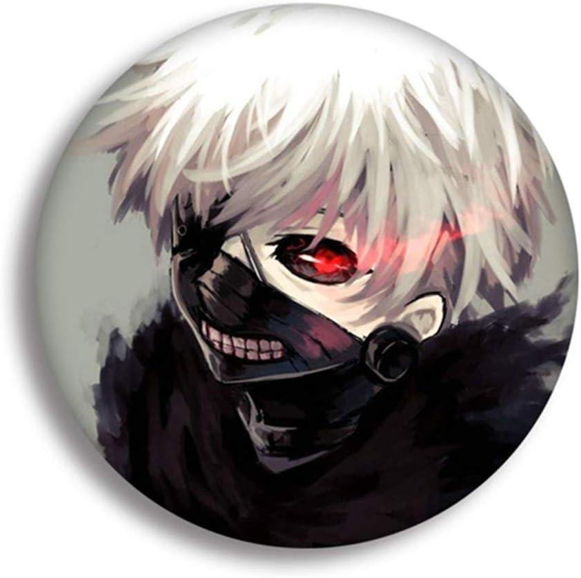 WerNerk Anime trend rank Tokyo Ghoul Ranking TOP14 Cosplay Pins Badge Cartoon Coll Brooch