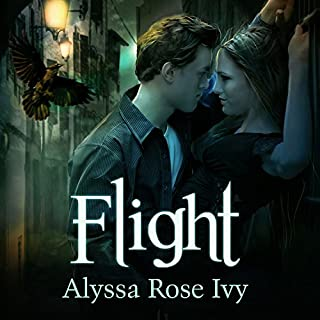 Flight     Crescent Chronicles, Book 1              By:                                                                                                                                 Alyssa Rose Ivy                               Narrated by:                                                                                                                                 Amy Rubinate                      Length: 5 hrs and 36 mins     16 ratings     Overall 4.8