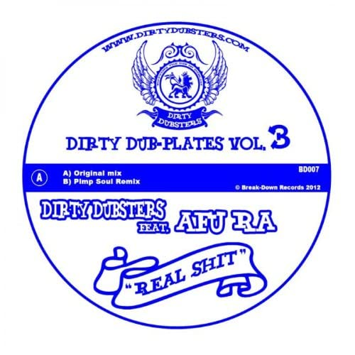 Dirty Dubsters feat. Afu Ra