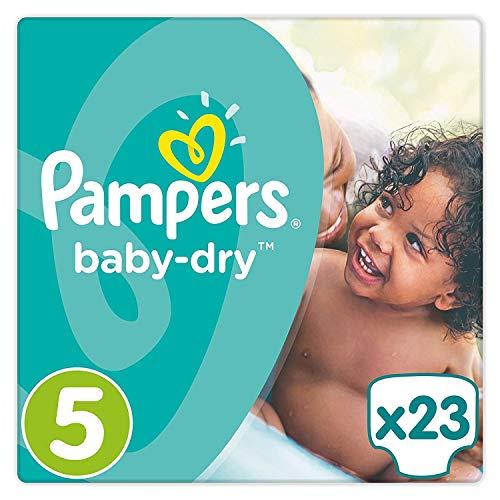 Pampers Baby Dry Windeln, Größe 5, 23 Stück