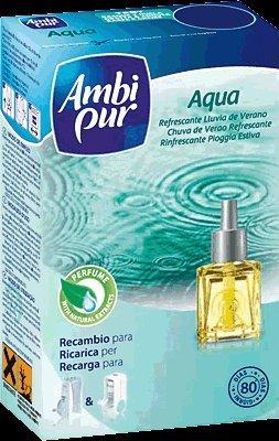 Procter & gamble ambipur electrico recambio fragancia aqua
