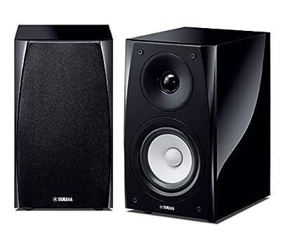 Yamaha NSBP182 Bookshelf Speaker from Yama6