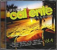 El Ritmo Caliente Vol. 4 Mixed By Dj Afroshake [CD] 2013
