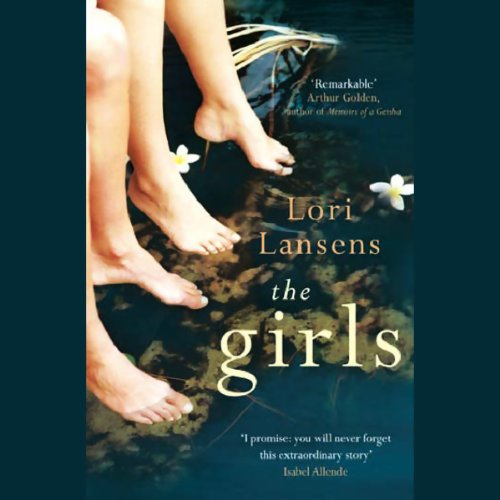 The Girls audiobook cover art
