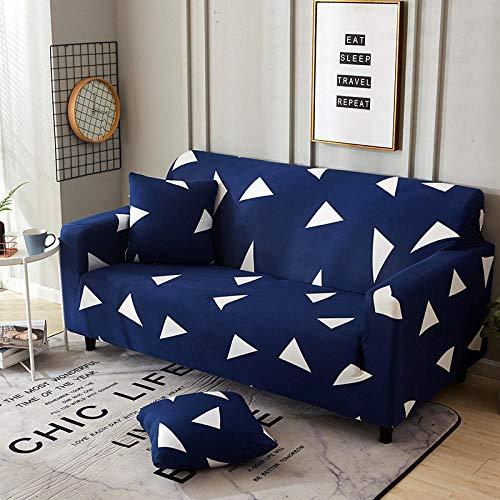 HXTSWGS Schoner für Loveseat Couch, elastischer Sofabezug für Wohnzimmer, Sektionalcouchbezug, Sesselbezug L-förmige...