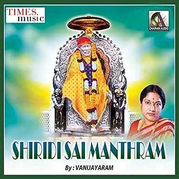 Shiridi Sai Manthram - Om Sai Namo Namaha - Single