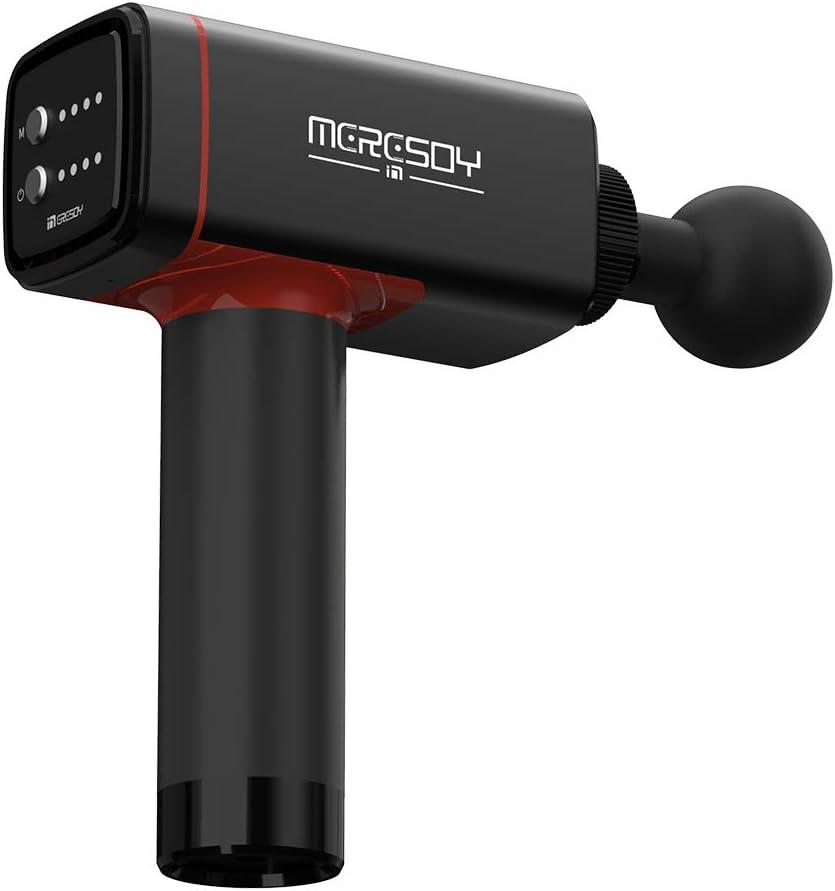 Percussion 市場 Massage Gun Meresoy K1 ●スーパーSALE● セール期間限定 2600Ahm Pro Portable Cordless