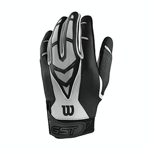 Wilson GST Skill American Football Handschuhe - weiß Gr. S