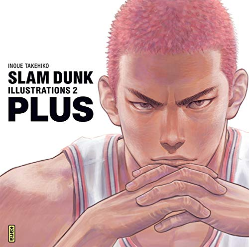 Slam Dunk Illustrations 2+ : Artbook