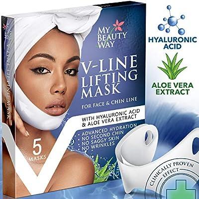V Line Mask Chin