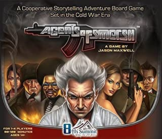 Agents of SMERSH by 8th Summit Games