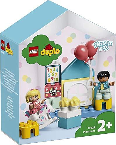 wow Lego Duplo - Caja de juegos para sala de juegos, a partir de 2 años