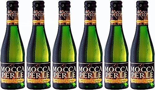 6X Rotkäppchen Mocca Perle halbtrocken, 0,2l
