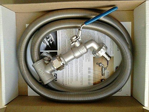 Mattmill Läuterhexe EKTP - Spirale zum Läutern der Maische - für Einkochautomat und Thermoport 38,5l