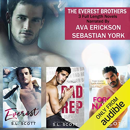Page de couverture de The Everest Brothers
