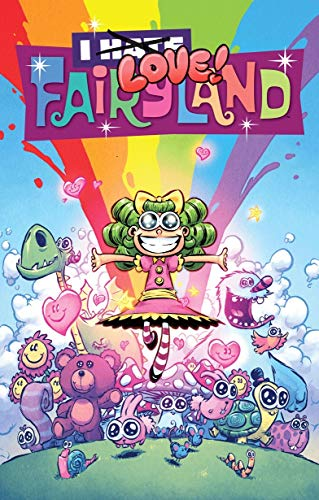 I hate Fairyland, Tome 3