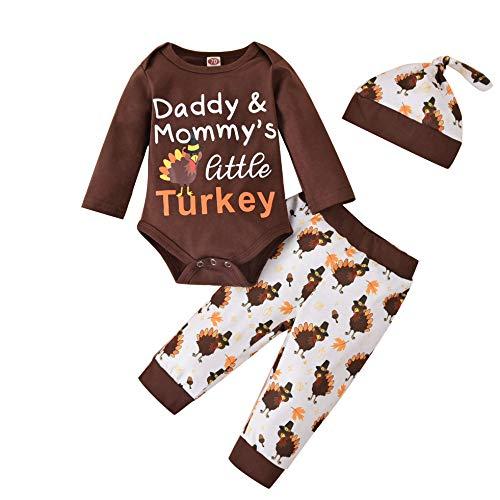 Bebé Recién Nacido Niño Pequeño Hermano Ropa Bebé De Manga Larga Mameluco Tops+Pantalones Leggings Sombrero Conjunto De Ropa