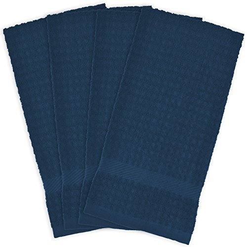 DII Cotton Waffle Terry Dish Towels, 15 x 26
