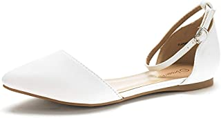 Women's D'Orsay Ballet Flats Shoes
