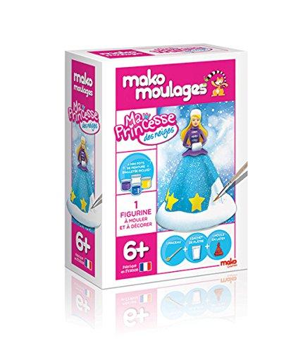 Mako Moulages - Ma Princesse Des Neiges