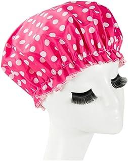 Reusable Waterproof Greaseproof Shower Cap Spa/Bathing Cap Cooking Hat #22