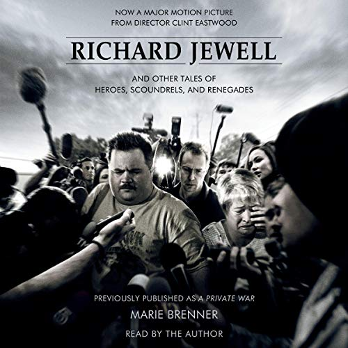 Richard Jewell audiobook cover art