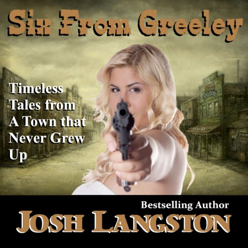 Six from Greeley audiobook cover art