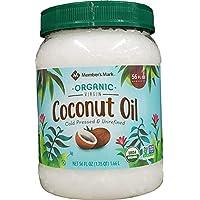 Member's Mark Organic Virgin Coconut Oil 56 Oz