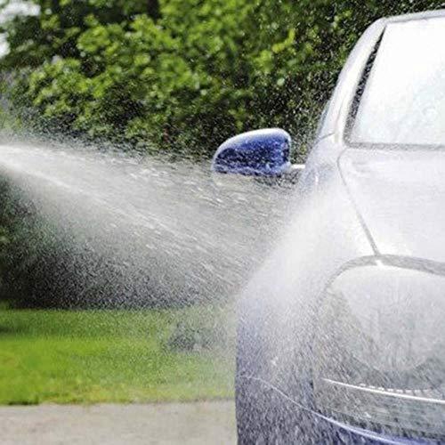 noone 2-en-1 alta presión máquina de chorro de agua alta potencia lavadora spray lavado coche jardín herramientas