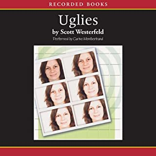 Uglies audiobook cover art