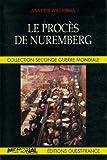 Le procès de Nuremberg - Ouest-France - 01/01/1995