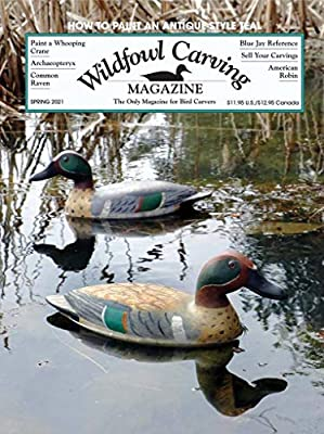 Wildfowl Carving Magazine