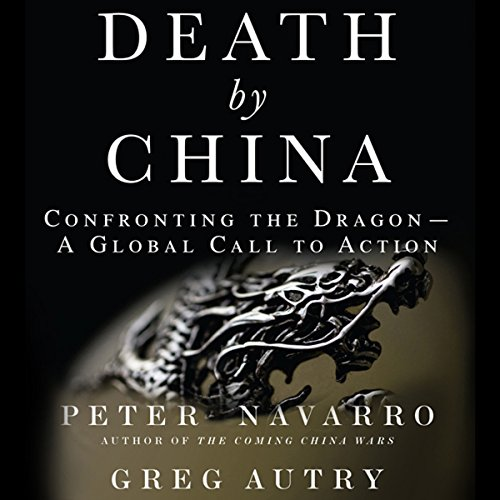 Death by China audiobook cover art