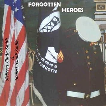 FORGOTTEN HEROES - SINGLE