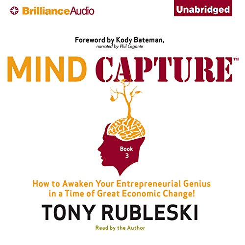 Mind Capture (Book 3) audiobook cover art