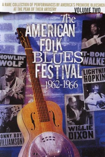Various Artists - The American Folk Blues Festival, Volume 2