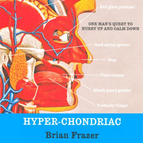 Hyper-Chondriac audiobook cover art