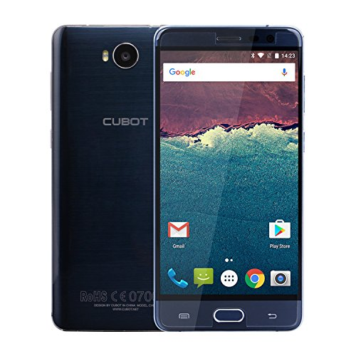 Cubot Cheetah 2 4G 32GB Dual-SIM Blue EU