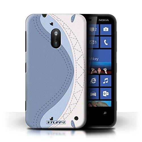 Yousave Accessories - Carcasa rígida para Nokia Lumia 620, diseño de tiburón
