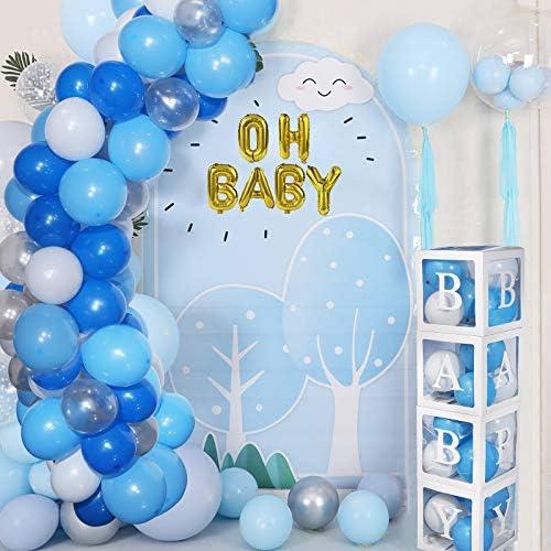 Decoraciones para baby shower boy _image0