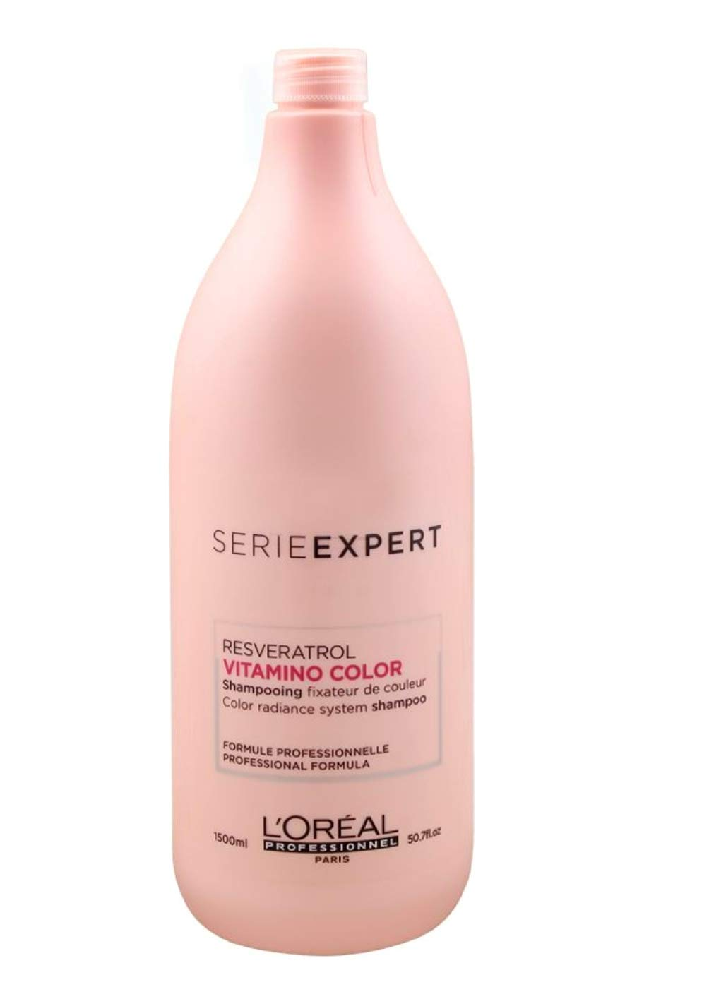 L'oreal Serie Expert Vitamino Color Shampoo Oun Unisex 50.7 for Max Very popular! 65% OFF