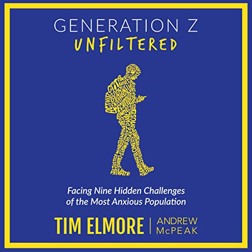 Generation Z Unfiltered audiobook cover art