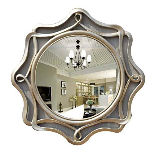 Espejos de Dormitorio Grande Montados En La Pared, Estilo Vintage Rococó Barroco...